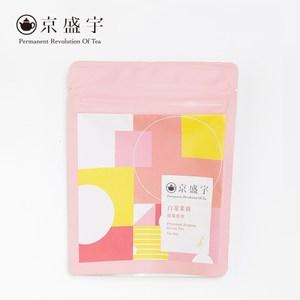 【京盛宇】原葉袋茶隨行包-白毫茉莉(七入)