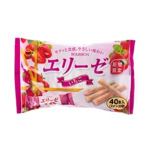 北日本愛麗絲草莓捲心酥144g