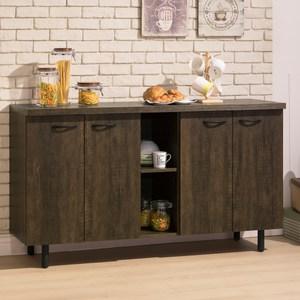 Homelike 愛羅伊5尺收納餐櫃