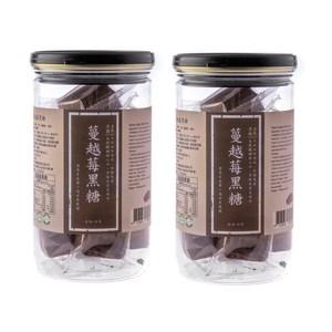 (組)手作蔓越莓黑糖茶磚250g10入 2入組