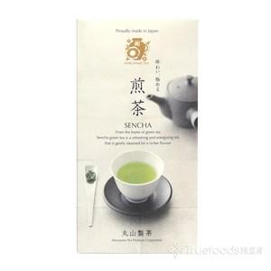 TRUEFOODS臻盛食】日本丸山製茶-優質煎茶 隨手包(四盒入)