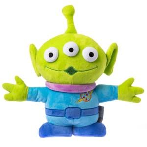 HOLA 迪士尼系列 Toy Story 造型玩偶 三眼怪 Aliens 即錄即撥功能