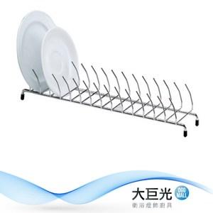 拉籃盤架/碗盤餐具架/304不鏽鋼_3081