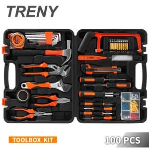 【TRENY】100件 工具組
