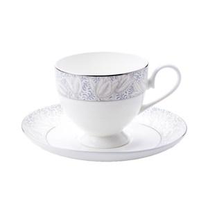 雅得拉骨瓷杯盤組220ml 單客