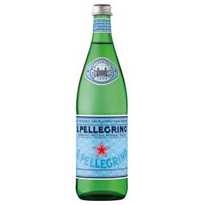 聖沛黎洛 天然氣泡礦泉水(750ml) x 12瓶