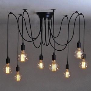 HONEY COMB 時尚八爪工業風吊燈 TA8201