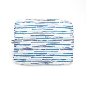 沙發布耐抓寵物墊藍52x40cm