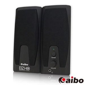 【aibo】S225 二件式2.0聲道電腦多媒體喇叭單一規格