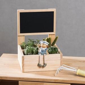 DIY材料包-小品留言板置物架