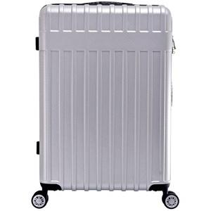 羅森可擴充行李箱20吋 銀