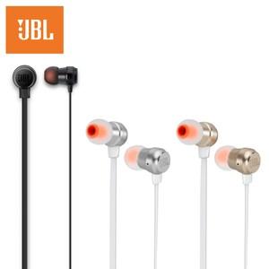 JBL T280A 高性能耳道式耳機黑色